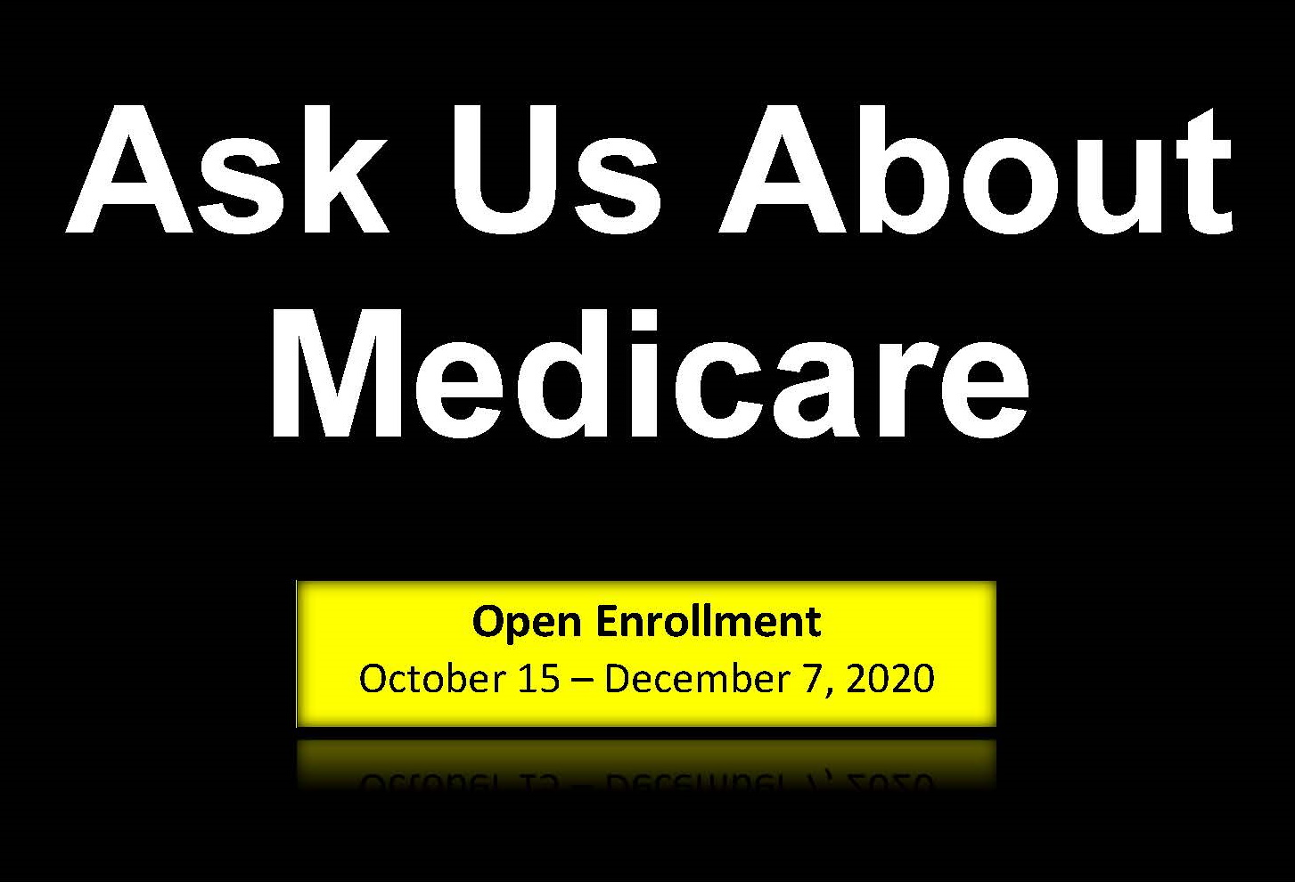 Ask MBA about Medicare
